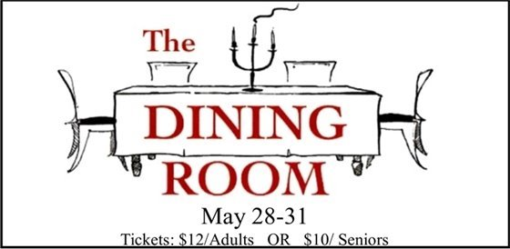 "the dining room"" play, free movie, and more!"