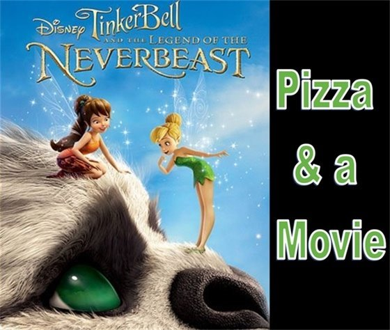 Pizza and a Movie
