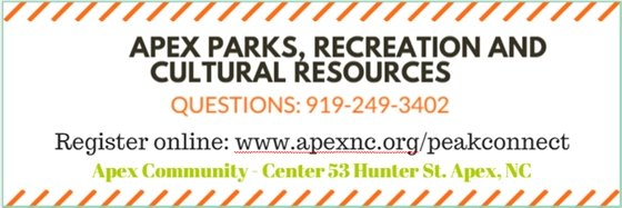 Apex Parks, Recreation and Cultural Resouces
