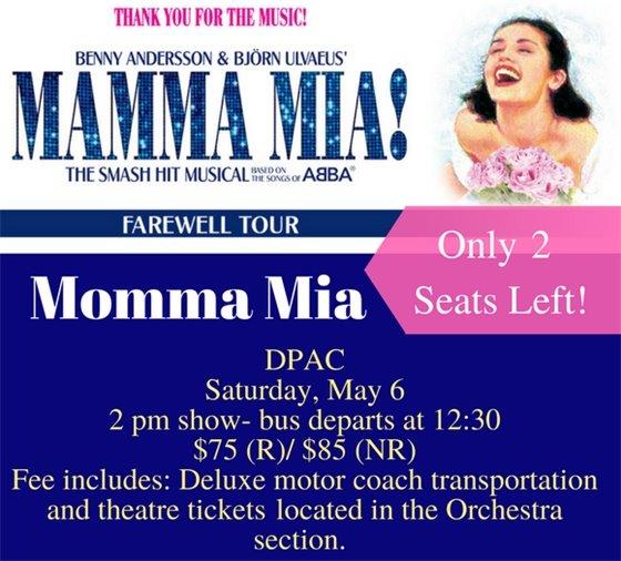 Momma Mia