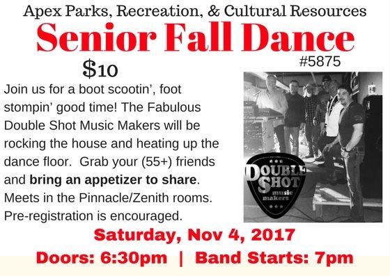 Senior Fall Dance