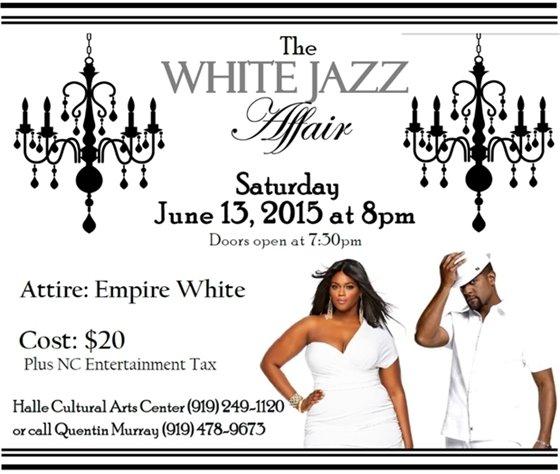 White Jazz Affair