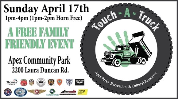 Apex Touch-A-Truck