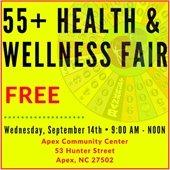 55+ Health and Wellness Fair