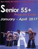 Jan- Apr senior program guide