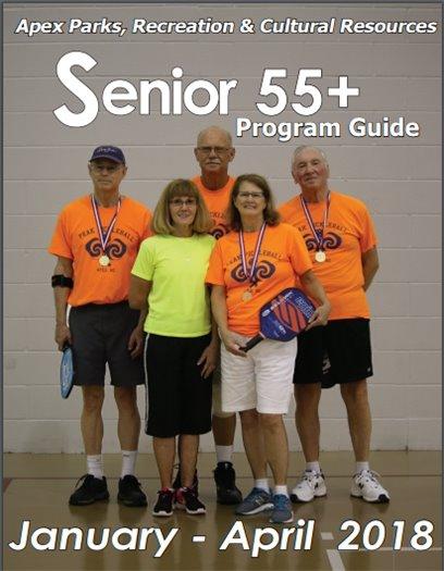Jan- Apr 2018 Senior 55+ Program Guide