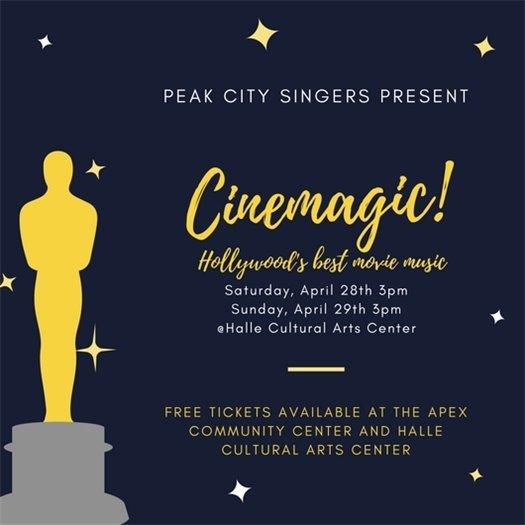 Peak City Singers Present