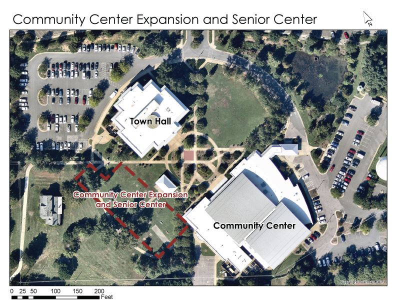 Community Center Expansion & Senior Center