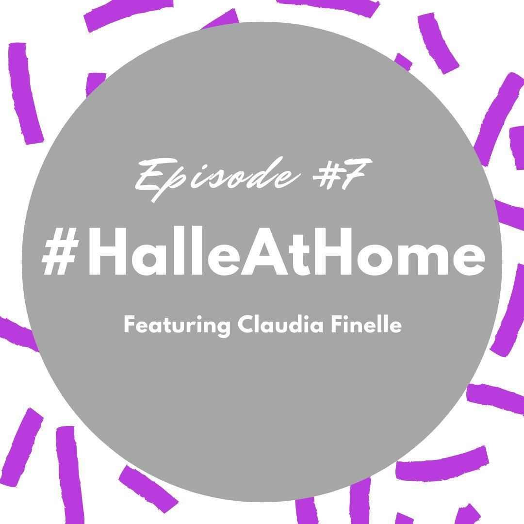 Halle At Home Promo Insta Episode 7
