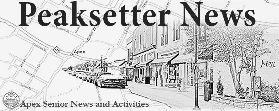 Peaksetter News Banner