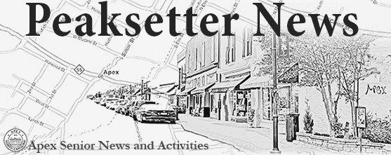 September Peaksetter News