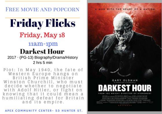 May Friday Flicks