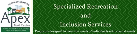 Specialized Recreation and Inclusion Services