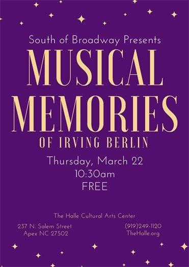 Musical memories performance