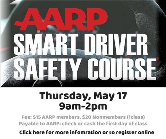 AARP Smart Drivers Course