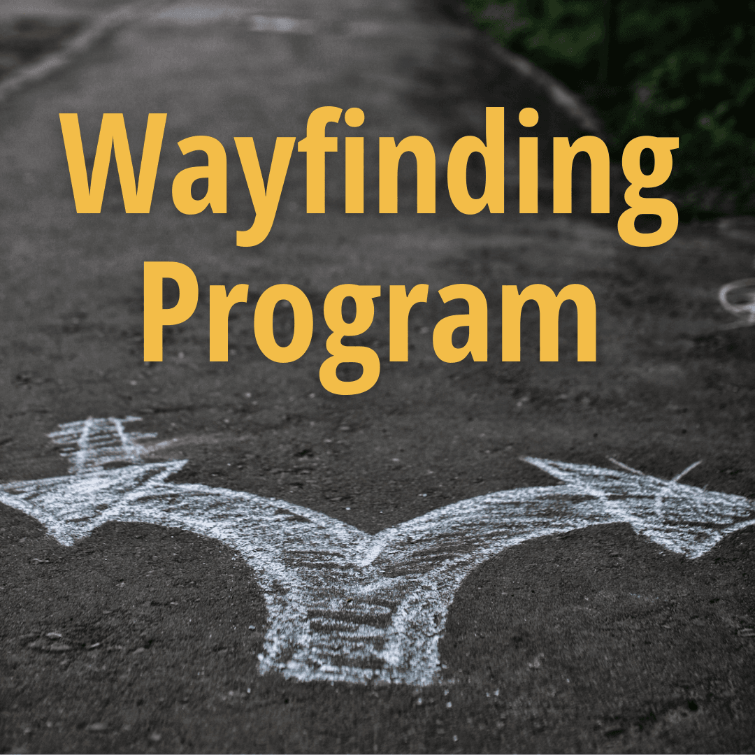 Wayfinding Program