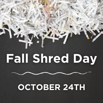 2020 Fall Shred Day