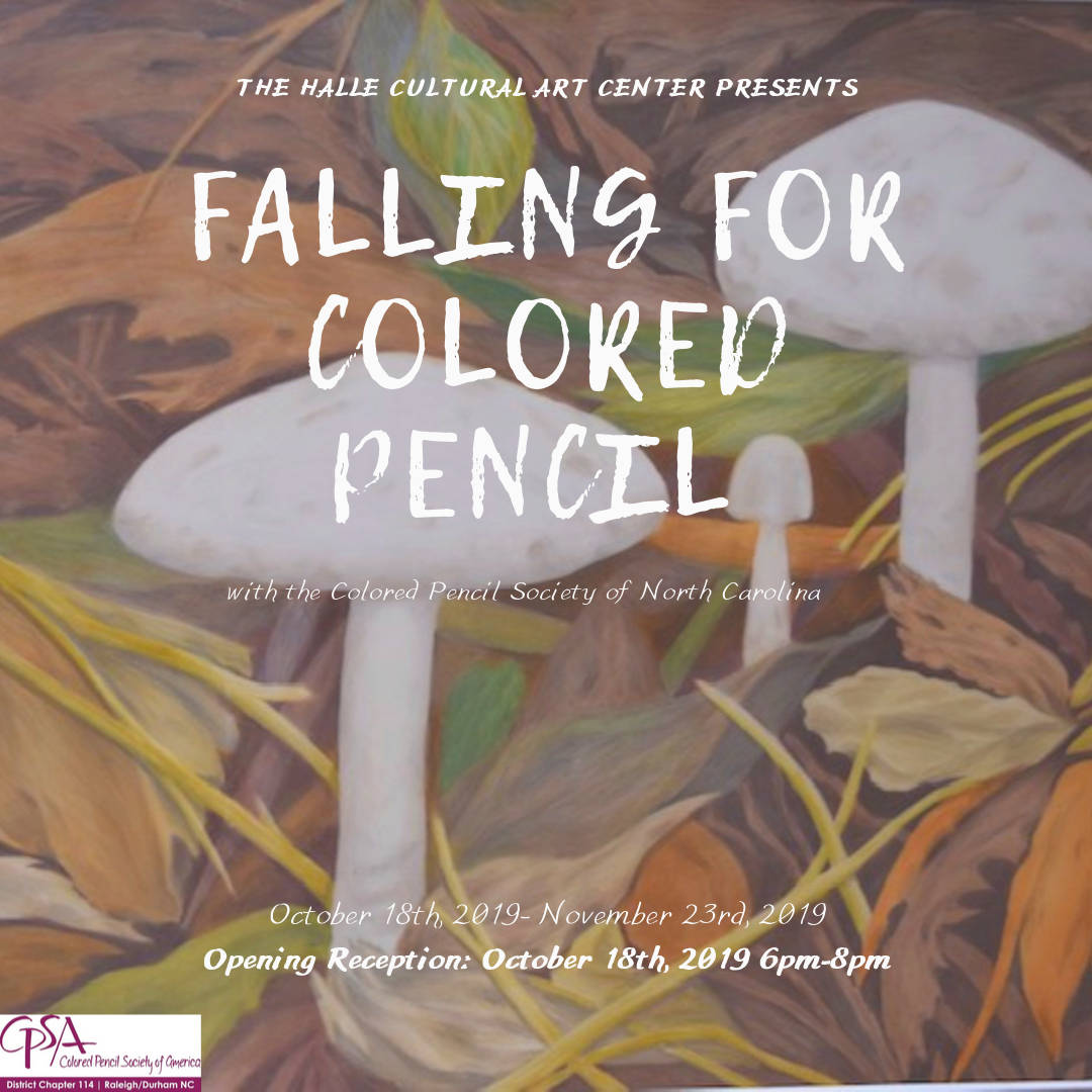 Falling for colored pencils (2)